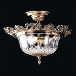 Etta Semi Flush Mount