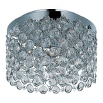 Dazzle 4 Light Flush Mount