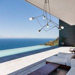 Divergence Outdoor Pendant by Hubbardton Forge