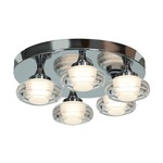 Optix Dimmable Ceiling Flush Mount