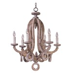 Olde World 39613 Chandelier