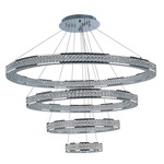 Eternity Four Tier Pendant