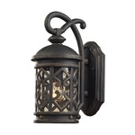 Tuscany Coast Outdoor Wall Sconce