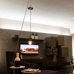 Tiramisu Single Pully Floor Lamp