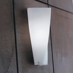Spyra Wall Sconce - Satin Nickel / Matte White