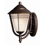 Aurora Exterior Wall Sconce