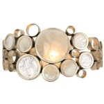 Fascination Bathroom Vanity Light - Zen Gold /