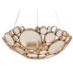Fascination Bowl Pendant - Zen Gold /