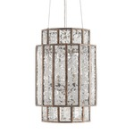 Fantasia Chandelier - Pyrite Bronze / Mirror