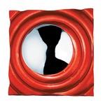 QUADRO 1 - Chrome / Red
