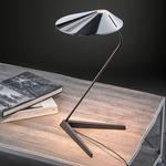 Non La Table Lamp - Chrome