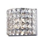 Panache Wall Light - Chrome / Crystal
