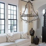 Cordoba Chandelier by Fredrick Ramond