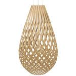 Koura Pendant - Bamboo / Caramel / Caramel