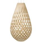 Koura Pendant - Bamboo / Natural / Natural
