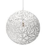 Sola Pendant - Bamboo / White / White