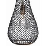 Pierce Pendant - Antique Brass / Clear
