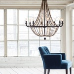 Hamlet Chandelier by Fredrick Ramond