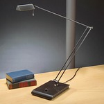 Bernie Adjustable Desk Lamp - Hand Brushed Old Bronze /