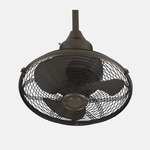 Extraordinaire Ceiling Fan - Oil Rubbed Bronze /
