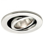 Low Voltage 2.5IN Adjustable Trim - Chrome / Clear