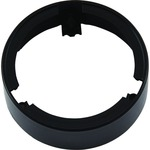 823.94 Surface Mount Puck Light Ring - Black /