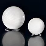 Stratosfera Table Lamp - Gray / White