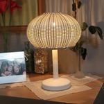 Garota Mini Table Lamp - Natural White / Ivory White