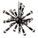 Sputnik Pendant - Black /