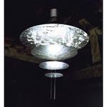 Macchina Della Luce F LED Pendant - Silver Leaf