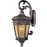 Lexington Outdoor Wall Mount - Colonial Umber / Night Shade