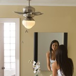 Mini 20 Ceiling Fan by Monte Carlo