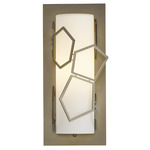 Umbra Outdoor Wall Light - Coastal Bronze / Opal