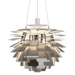 PH Artichoke LED Pendant - Polished Stainless Steel