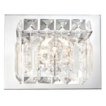 Crown Vanity Wall Sconce