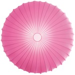 Muse Wall / Ceiling Mount - White / Pink