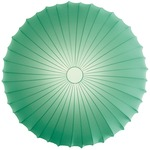 Muse Wall / Ceiling Mount - White / Green