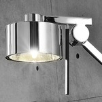 AX20 GR Wall Sconce  - Chrome /