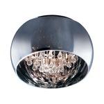 Sense Ceiling Light Fixture - Polished Chrome / Mirror Chrome