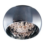 Sense Ceiling Light Fixture - Polished Chrome / Mirror Chrome