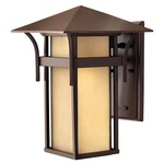 Harbor Outdoor Wall Light - Anchor Bronze /