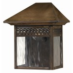 Westwinds Exterior Flush Wall Sconce