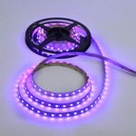 SS3 RGB 2.6W 24V Soft Strip - Aluminum /