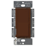 Diva 300W Electronic Low Voltage Single Pole Dimmer - Satin Sienna /