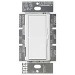 Diva Fluorescent/LED/HID 0-10V Dimmer - Gloss White