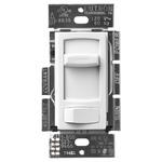 Skylark Contour CFL LED Single Pole/ 3-Way Dimmer - White /