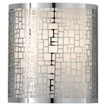Joplin Wall Sconce - Chrome /