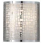 Joplin Wall Sconce - Chrome /
