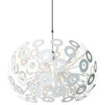 Dandelion Suspension - Steel / White