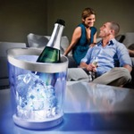 Lumiware LED Wine Cooler Table Lamp by Philip